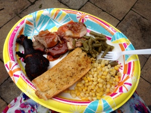 cookout food